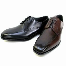 送料無料 アシックス ランウォーク asics WR416S メンズ ビジネスシューズ レースアップ シューズ ウォーキング シューズ メンズ ビジネス靴 紐靴 本革 日本製 男性 4E 歩きやすい 疲れない 走れる シンプル おしゃれ 黒 ブラック ダークブラウン