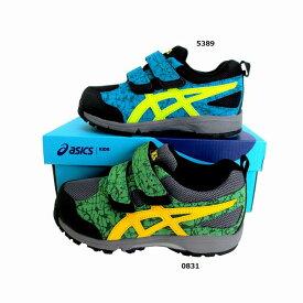 アシックス すくすく タフクロス MINI TUM183 TOUGHX MINI キッズ ジョギング マラソン ランニングシューズ 通学 学校 カーキ(0831) ブルー(5389)