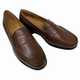 送料無料 アシックス ランウォーク RUNWALK asics runwalk MB031B 3E メンズ 革靴 ビジネスシューズ コンフォートローファー 通勤靴 仕事靴 ブラウン(201)