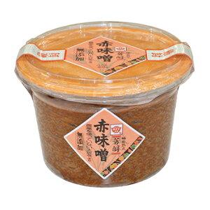 ますやみそ 芳醇 無添加 赤味噌 450g 味噌 みそ 合わせ味噌 麦味噌 米味噌 おすすめ 人気 人気商品 国産 無添加