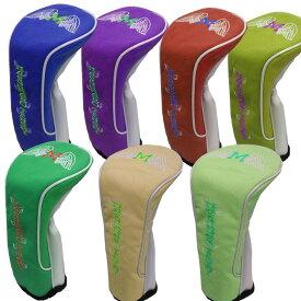 ヘッドカバー ドライバー オーダーメイド 帆布生地 選べる20色 ゴルフ 貴女だけ の オリジナルカバー