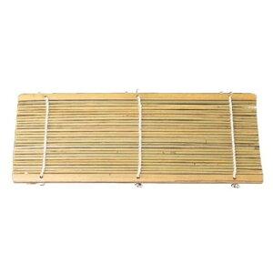 竹ス(292×127mm)[竹す 竹すのこ 竹すだれ そば皿 蕎麦皿 ざる蕎麦 ざるそば ざる そば用 せいろ用 和食器]