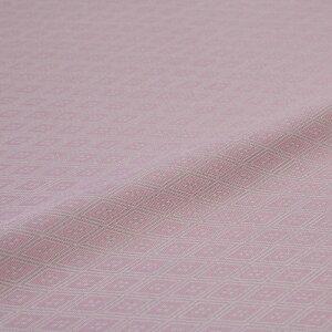 西陣織 三重襷 菱 ピンク 錦裂 正絹 シルク 巾60cm 和柄生地 布地 御朱印帳 カットクロス 和布 和風生地 和生地 長さ10cm単位