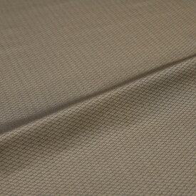 菱 ベージュ 西陣織 緞子 表具地 正絹 シルク化繊混紡 シルク 半巾30cm 長さ10cm単位 和柄生地 布地 はぎれ 端切れ カットクロス 和布 和風生地 和生地