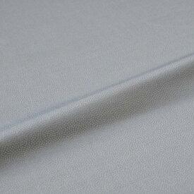 円小紋 グレー 西陣織 緞子 表具地 正絹 シルク化繊混紡 半巾30cm 長さ10cm単位 和柄生地 布地 はぎれ 端切れ カットクロス 和布 和風生地 和生地