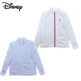 Disneyディズニー ラッシュガード・前アキ・ジャケット(Mサイズ)レディース
