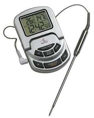 マトファーデジタル温度計・アラーム付