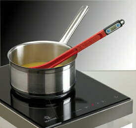 【10%OFF】温度計付きスパトラ(エグゾグラス製)L385mm・耐熱:220℃送料・代引手数料込みマトファー マトファ MATFER Matfer 製菓・調理道具 お菓子作り 焼型 シリコン型