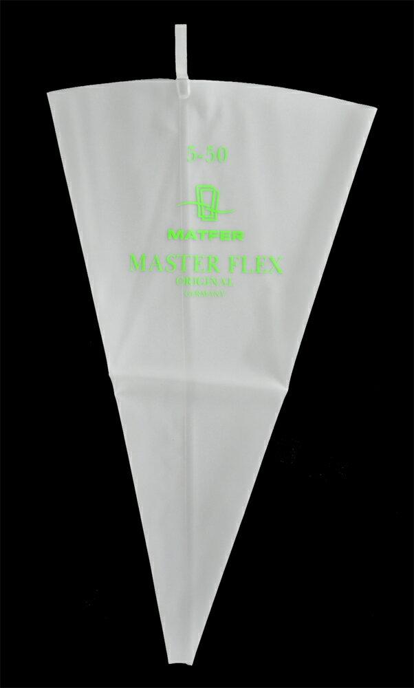 【50%OFF】マスターフレックス 500mmポリウレタン製絞り袋
