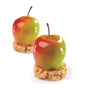 【20%OFF】パボフレックス3Dシリーズフルーツシリーズリンゴ(APPLE)Φ55×H48mm