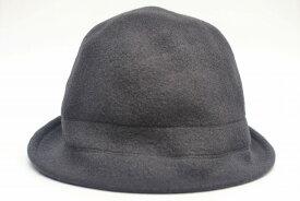 "SCHA シャー ""Soft Traveller - wool hat"" ウールハット ソフトトラベラー  col.dark grey"