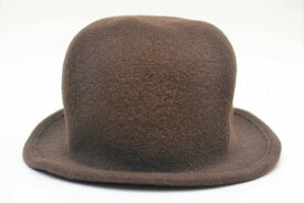 """SCHA シャー """"Walk Time Cut - wool hat"""" ウールハット ウォークタイム  col.brown"""