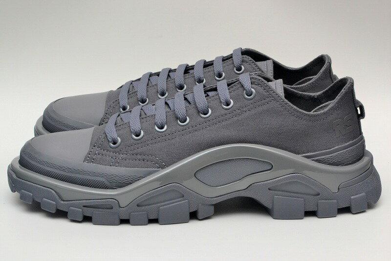 "adidas by RAF SIMONS "" RAF SIMONS DETROIT RUNNER "" アディダス ラフシモンズ デトロイトランナー col.ONIX"
