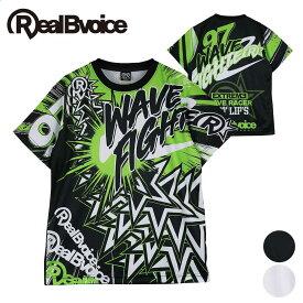 【セール】リアルビーボイス RealBvoice 2019 Tシャツ 倉橋モデル WAVE FIGHTER 97 HOT LIP'S DRY T-SHIRT