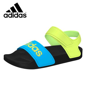 adidas アディダス ADILETTE SANDAL K アディレッタ サンダル ジュニア 子供靴