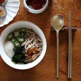HARVEST スッカラスプーン | SUKKARA 韓国 カトラリー スープスプーン キッチン雑貨 ハーベスト ブラック シルバー ゴールド テーブルウェア シンプル おしゃれ 料理 映える 韓国料理 プレゼント 結婚祝い 贈物 ネコポス コウケンテツ あす楽