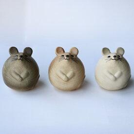 Lisa Larson 3匹のねずみ置物 リサラーソン リサ 磁器 おしゃれ dieci MOUSE マウス 新生活 お祝い 贈り物