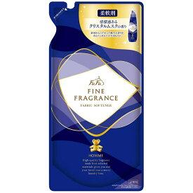 【店長オススメ!!】ファーファファインフレグランス柔軟剤 オムの香り 詰替 500ml/ NSファーファ