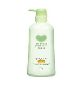 カウブランド 無添加シャンプー しっとり ポンプ付(500mL)/ 牛乳石鹸