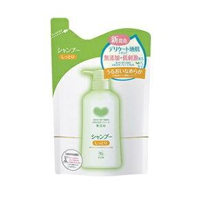 カウブランド 無添加シャンプー しっとり 詰替用(380mL)/ 牛乳石鹸
