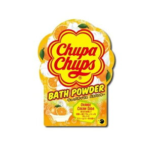 Chupa Chups チュッパチャプス オレンジクリームソーダ 入浴剤(60g)/ 小久保工業