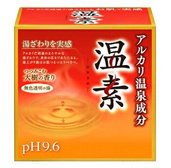 温素 つつみこむ大樹の香り 30g×15包入/ アース製薬