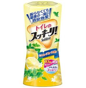 【大掃除特集セール!!】トイレのスッキーリ! ミントグレープフルーツの香り(400mL)/ アース製薬