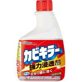 (送料無料)(まとめ買い・ケース販売)カビキラー 詰替 400g(18個セット)/ ジョンソン