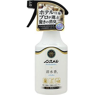 ノンスメル 清水香 無香料 300ml/ 白元アース