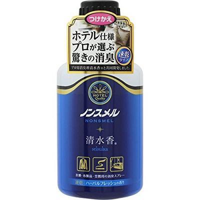 ノンスメル 清水香 ハーバルフレッシュの香り 付替 300ml/ 白元アース
