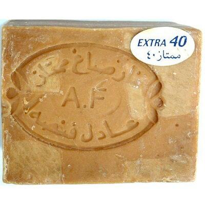 アレッポの石鹸 エキストラ40(1個)/ ネプト