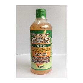 (ケース販売・送料無料)除草剤 スーパーグリホ 500ml (20本セット) (グリホサート液剤)/ ハート
