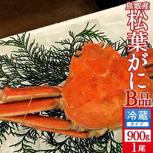 かに 訳あり 松葉がに[B品]【新物予約】特大900g 浜ゆで松葉蟹 ゆでがに 鳥取県産 通販直送 マツバガニ わけあり 日本海ズワイガニ お歳暮