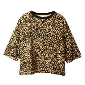 チャンピオン ウィメンズ ショートスリーブクルーネックスウェットシャツ 20SS CW-R014-855 半袖Tシャツ