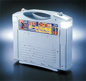 セルスター ポータブル電源 【在庫あります】 東海地震や中越地震対策 発電機 PD-350インバーター付ハイパワー電源 災害対策150Wインバーター電源搭載 キャンプ バーベキュー にもお勧め
