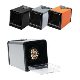 《200円クーポン配布》 1本巻 ワインディングマシーン T005112 ワインディングマシン ウォッチワインダー T-SELECTIONS T-005112 腕時計の自動巻き上げマシン 自動巻き時計 時計ケース く