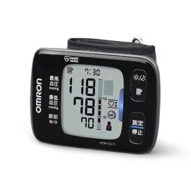 オムロン 手首式血圧計 HEM-6311 自動血圧計 手首血圧計 日本製 OMRON 血圧計 デジタル血圧計 HEM6311