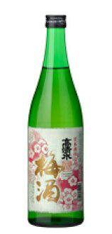 Takashimizu plum sake brewing 720 ml 10P28oct13