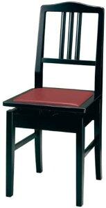 【ヤマハ正規特約店】YAMAHA ヤマハ NO.5 PI5 ブラック ピアノ椅子 ピアノ専用椅子 高低自在ピアノ専用椅子(日本製)