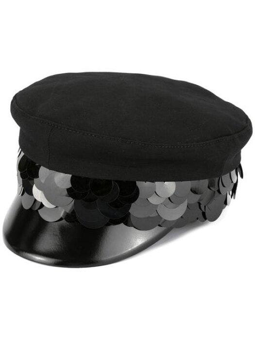 アールティーエー 帽子 ハット キャップ レディース【Rta Baker By cap】Black