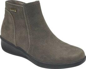 アラヴォン ブーツ シューズ 靴 レディース【Aravon Fairlee Ankle Boot】Warm Iron Leather