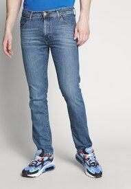 ラングラー ジーンズ デニム スリムフィット メンズ【Wrangler LARSTON - Slim fit jeans - the hero】