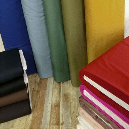 ☆kokochi fabric☆**ソフトブロード**【エアータンブラー加工】※106cm幅 コットン100%