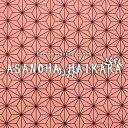 ASANOHA HAIKARA〜麻の葉*はいから〜≪スケアプリント≫※110cm幅 コットン100%|麻の葉 生地 ピンク 布 和柄 桃色 コスプレ衣装 羽…