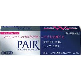 【第2類医薬品】ライオン ペアアクネクリームW 14g