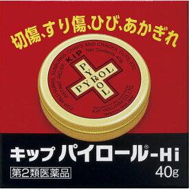 【第2類医薬品】キップ薬品 キップパイロール−Hi 40g