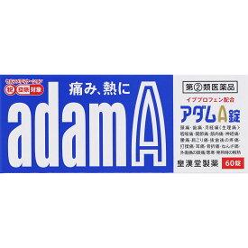 【第(2)類医薬品】皇漢堂製薬 アダムA錠 60錠【point】