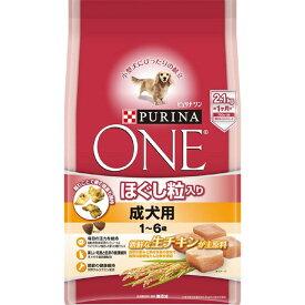 ネスレ日本 ピュリナ ワン ドッグ ほぐし粒入り 1〜6歳 成犬用 チキン 2.1kg