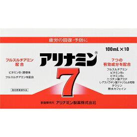 武田CH アリナミン7 100ml×10B (医薬部外品)