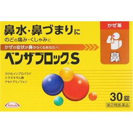【第(2)類医薬品】武田CH ベンザブロックS 30カプレット